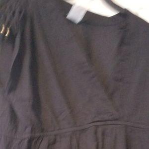 Ralph Lauren black cover up